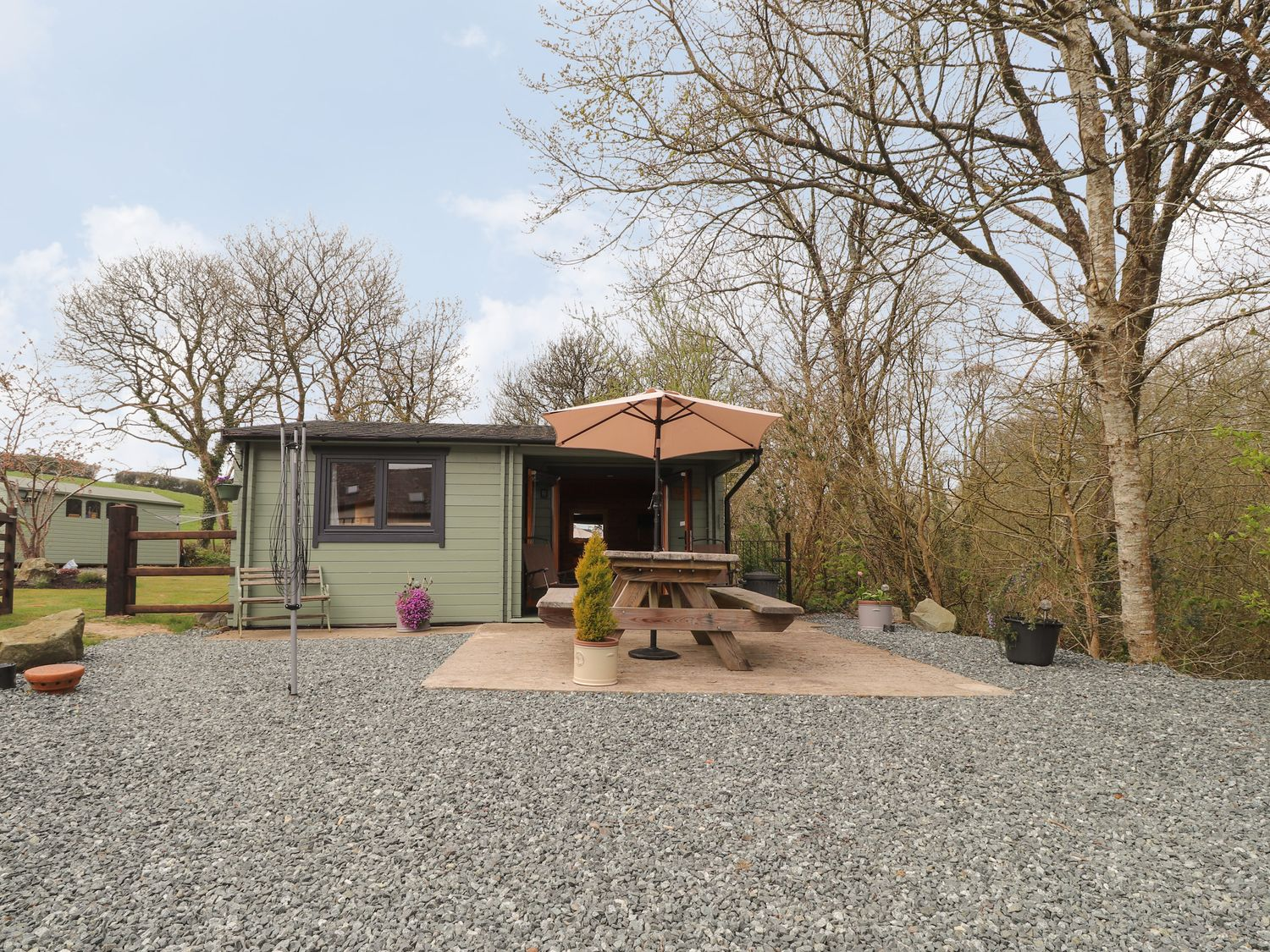 Mill Cabin Denant - South Wales - 1035771 - photo 1