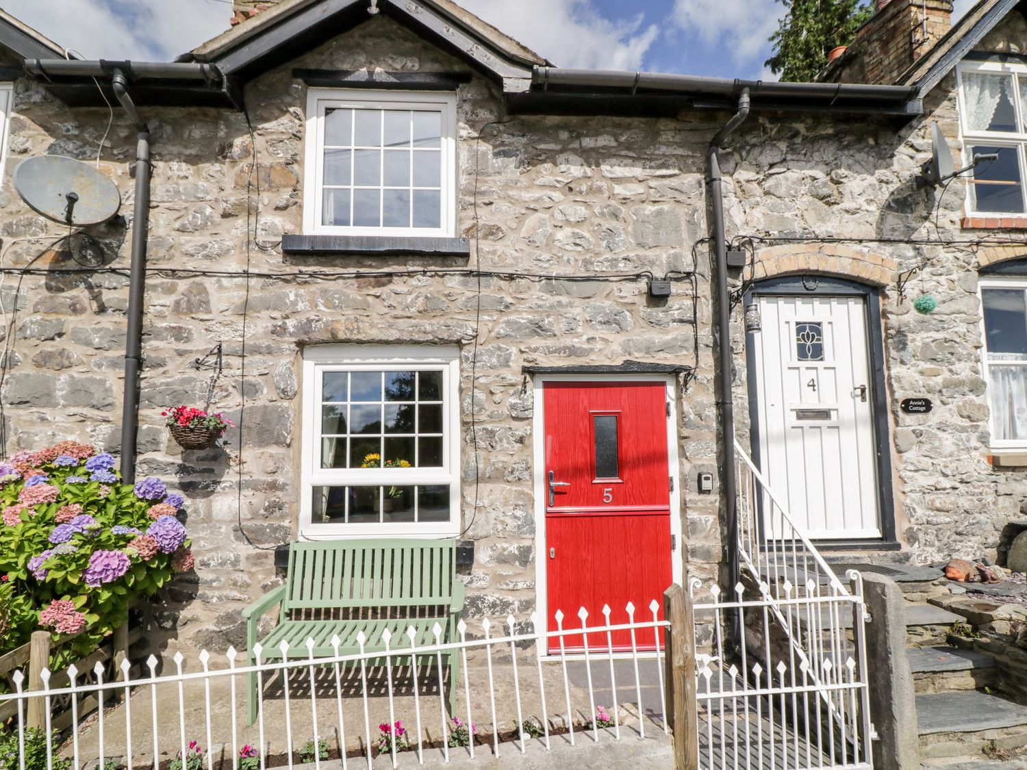 Roseberry Cottage - Mid Wales - 1050640 - photo 1