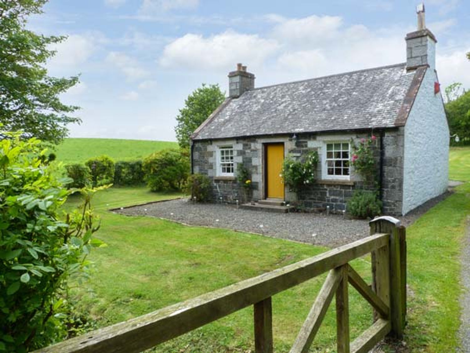 Rose Cottage - Scottish Lowlands - 8201 - photo 1