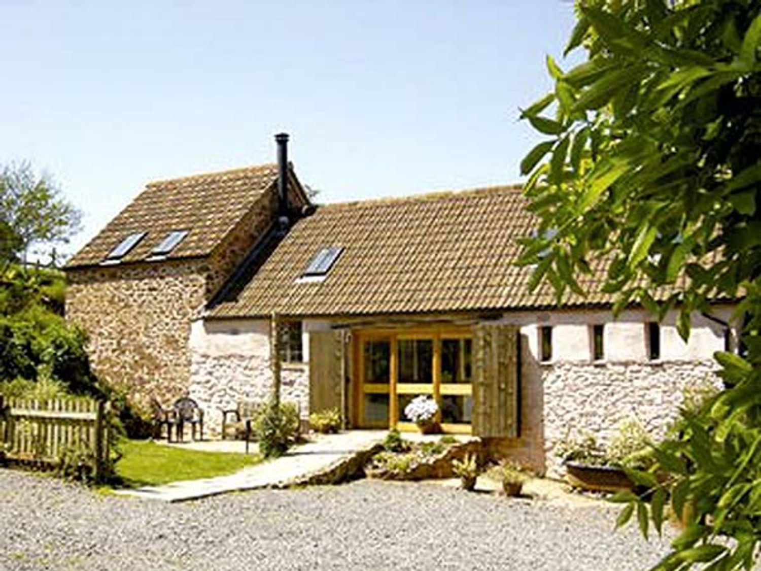 The Barn - Somerset & Wiltshire - 915884 - photo 1
