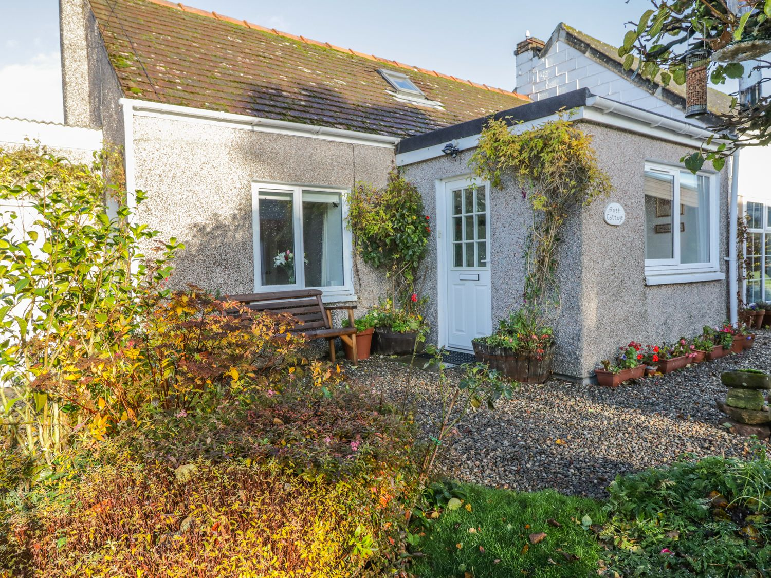 Rose Cottage - Scottish Lowlands - 932833 - photo 1