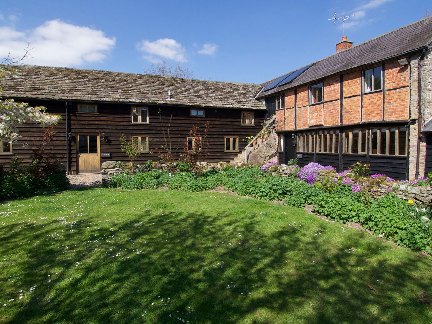 The Old Barn - Herefordshire - 971659 - photo 1
