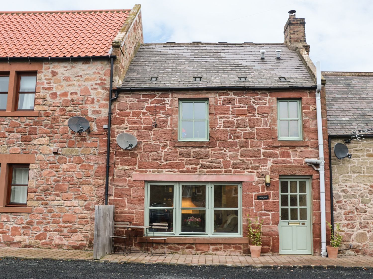 Angus Cottage - Scottish Lowlands - 973692 - photo 1