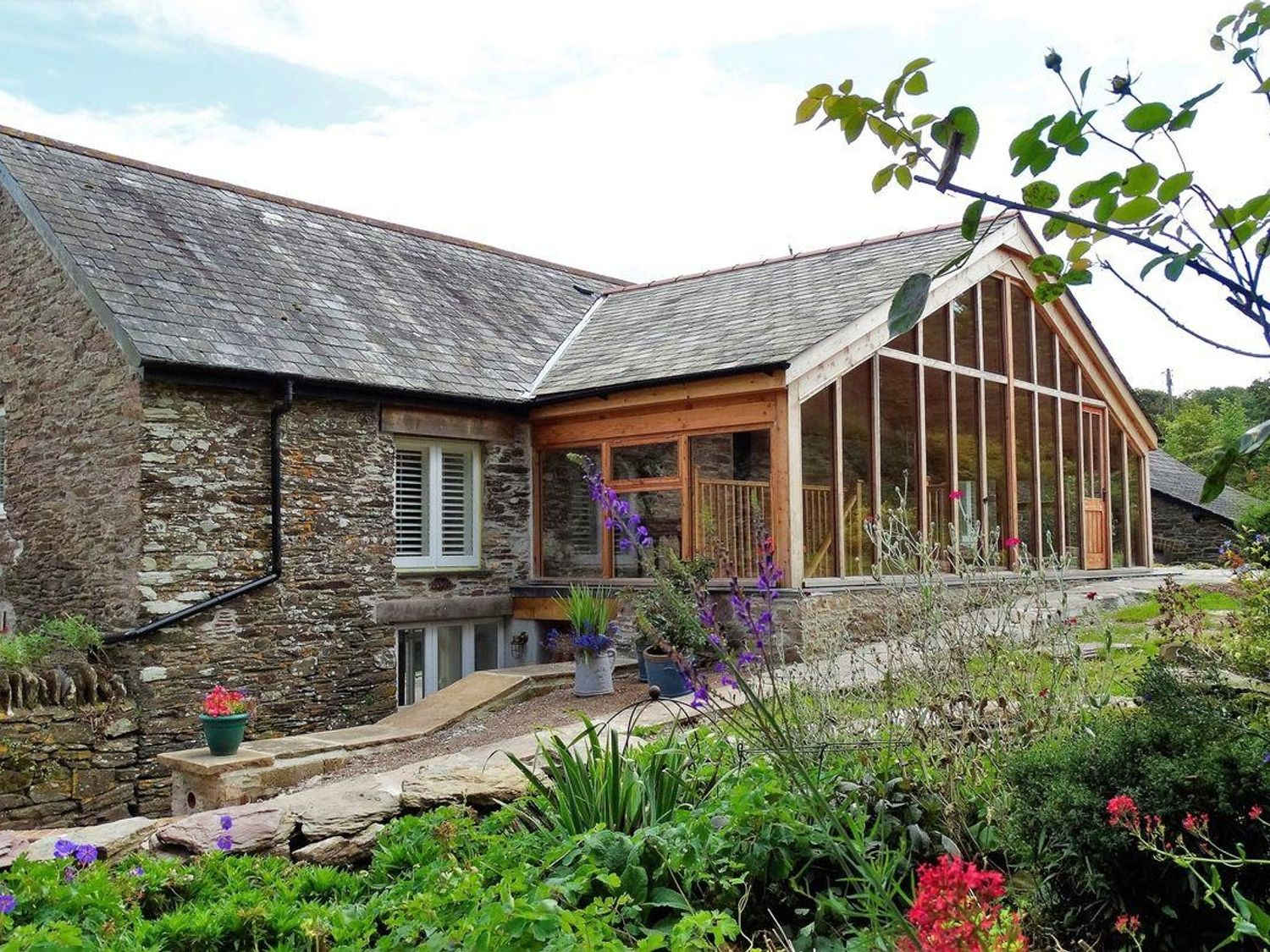 The Cider Barn at Home Farm - Devon - 976244 - photo 1