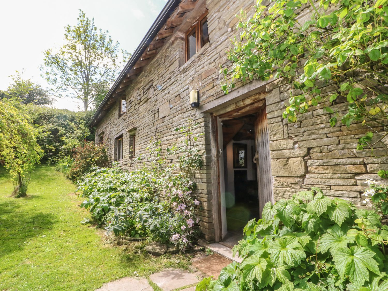 Llangain Farmhouse - Herefordshire - 988859 - photo 1