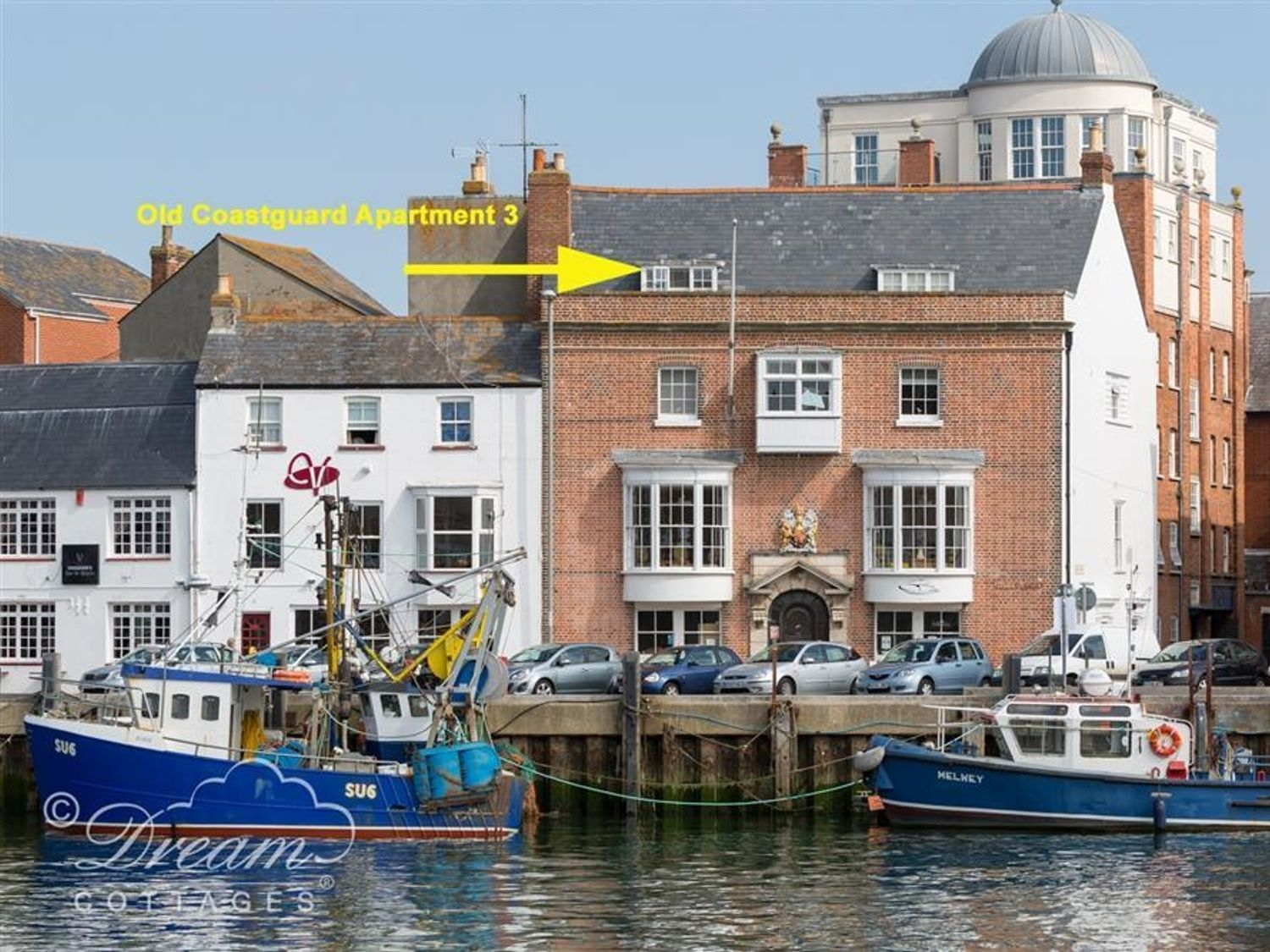 Old Coastguard Apartment 3 - Dorset - 994465 - photo 1