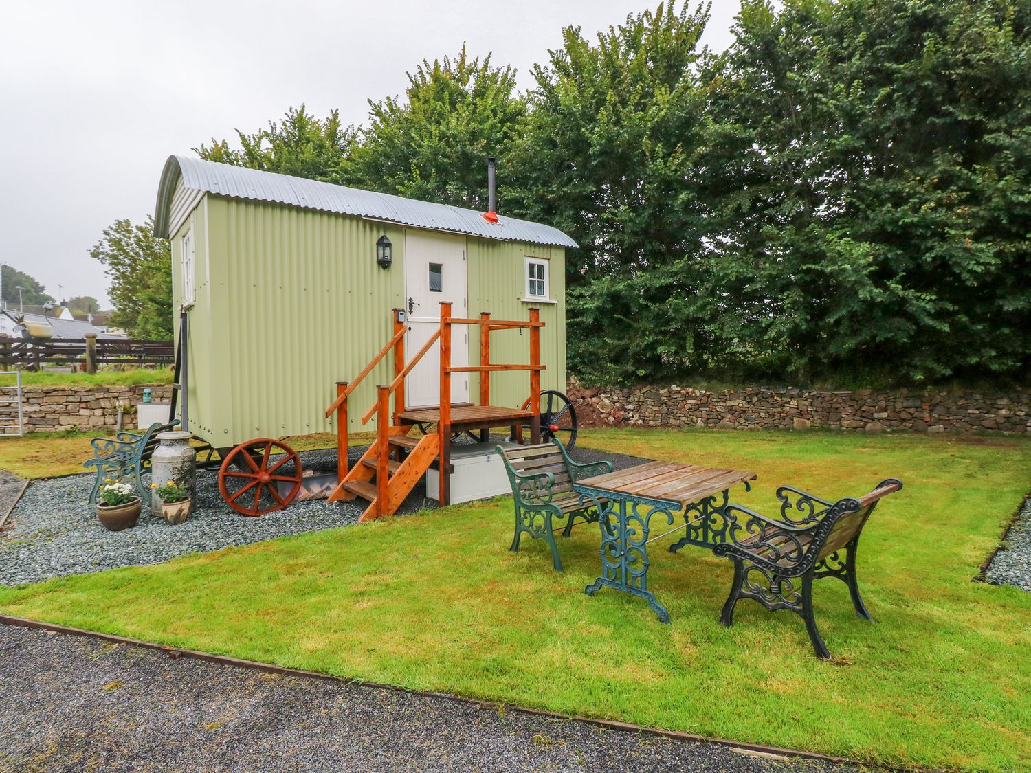 Shepherds Hut - The Hurdle - South Wales - 997062 - photo 1