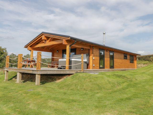Bryn Eiddon Log Cabin - 1018963 - photo 1