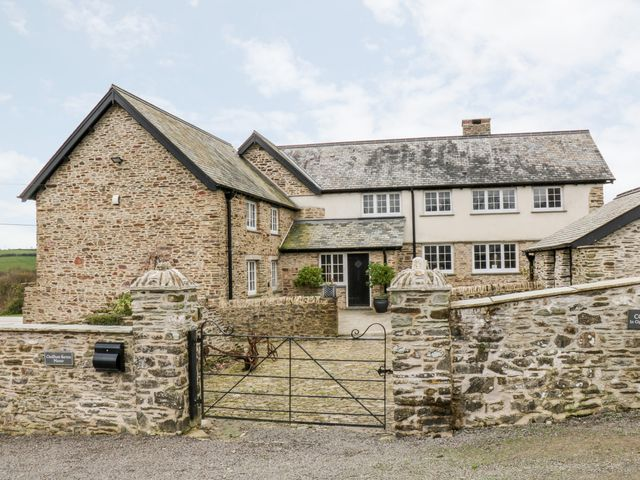 Chelfham Barton Manor - 1050347 - photo 1