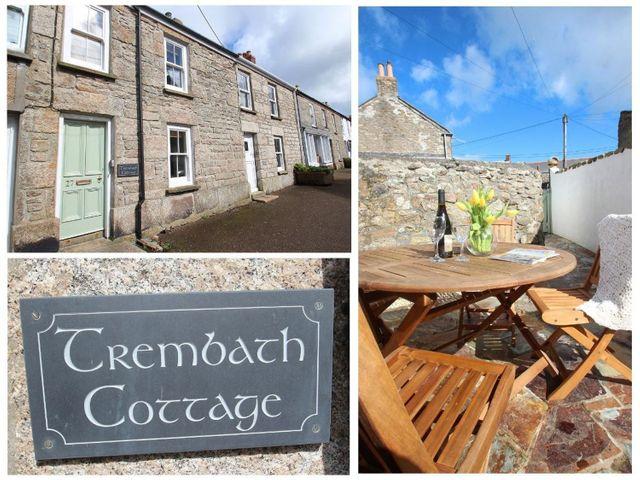 Trembath Cottage - 1067654 - photo 1